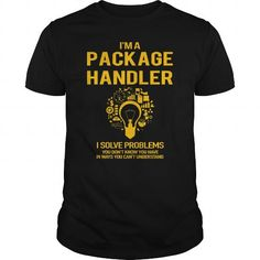 Awesome Tee  Package Handler T shirts