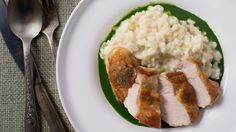 A recipe for pheasant breasts seared and served with a parsley sauce inspired by Thomas Keller's French Laundry. This recipe works with chicken breast, too. Recipe For Pheasant Breast, Breast Recipe, Parsley Sauce Recipes, Wild Game Recipes, Food Words, White Meat, Yummy Food, Tasty, Favorite Recipes