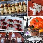 5 recetas fáciles de Halloween