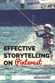 "People love a good story. The story about your company is unique and Pinterest is the perfect place to show your story in the form of images, gifs or videos. Learn what stories you can ""tell"" on Pinterest and how the brands use Pinterest for storytelling."