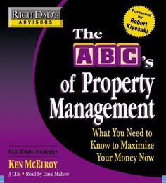 Rich Dad's Advisors: The ABC's of Property Management: « Library User Group