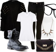 """""""1"""" by cutacaper ❤ liked on Polyvore"""
