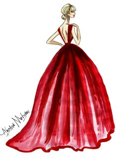 Taylor Swift Best Red Carpet Moments - Look 1 - by Armand Mehidri