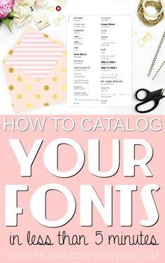 5 Minute Tutorial - Print Your Fonts into a Font Catalog. Free fonts and Step by Step directions on Frugal Coupon Living. Cricut Monogram, Cricut Fonts, Cricut Stencils, Inkscape Tutorials, Cricut Tutorials, Digital Marketing Strategy, Content Marketing, Computer Font, Computer Tips