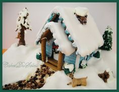 ~ Sugar Teachers ~ Cake Decorating and Sugar Art Tutorials: Tips for Making and Rolling out Gingerbread Houses