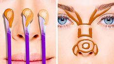 Make Up Tutorials, Everyday Makeup Tutorials, Teen Makeup Tutorial, Makeup Tutorial For Beginners, Makeup Tutorial Foundation, No Foundation Makeup, Makeup For Hooded Eyelids, Contour Makeup, Makeup Blog