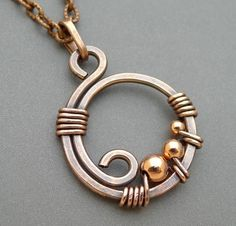 Great handmade necklace