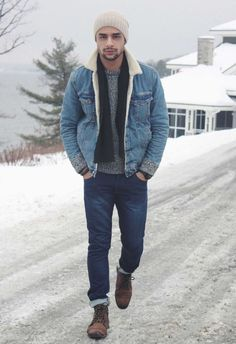 winter outfits men Winter Fashion Outfits for Men - Fresh Winter Fashion Outfits for Men, London Collection Men S Fashion Menswear Mens Fashion Magazine, Mens Fashion Blog, Fashion Mode, Fashion Menswear, Fashion Clothes, Fashion Ideas, Fashion Quiz, Fashion Basics, Men Clothes