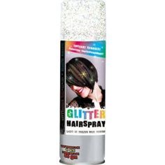 Go for the glam with Multicolor Glitter Hair Spray! This glitter hair spray gives your hair a sprinkling of colorful glitter along with hair spray hold. Glitter Hair Spray, Paris Birthday Parties, 20th Birthday, Princess Tea Party, Fairytale Weddings, Brows On Fleek, Party Stores, Halloween Design, Winged Eyeliner