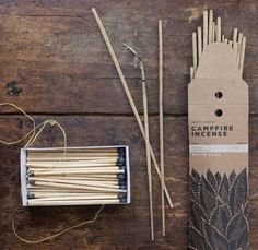 White Sage Campfire Incense: MY NEW FAVORTIE! Family loves it!!!