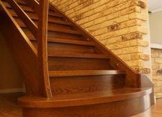 schody drewniane - SDŁ-43