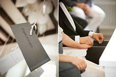 Eine standesamtliche Hochzeit | Friedatheres