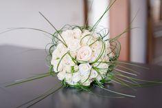 Un bouquet originale ma che non rinuncia alla tradizione