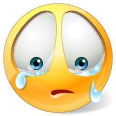 Crying Smiley Face Clip Art Sad Face With Tears Clipart Crying Smiley Emoticon, Emoticon Faces, Funny Emoticons, Funny Emoji, Facebook Emoticons, Emoji Images, Emoji Pictures, Sad Faces, Funny Faces