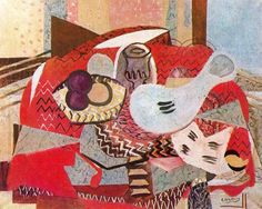 Braque Still Life | Georges-Braque-Still-life-with-red-tablecloth.JPG