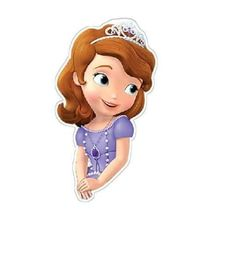 . Sofia The First Birthday Cake, Princess Sofia Birthday, Disney Princess Party, Fairy Tale Crafts, Princesa Sophia, Girly Drawings, Bday Girl, Princesas Disney, Birthday Party Themes