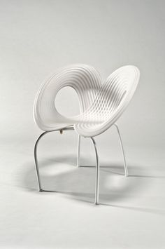 the modern archive - Ripple Chair by Ron Arad #unique #oneofakind