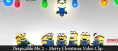 Despicable Me 2  Merry Christmas Video Clip  http://www.cgramp.com/latest/despicable-me-2-merry-christmas-video-clip/