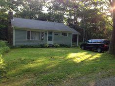 Erva Weeks's house. Thompson Cottages. New Harbor, Maine