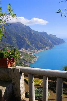 Ravello View, Amalfi Coast, Italy