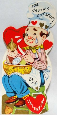 50s for Crying Out Loud Valentine