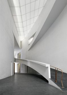 Image 1 of 4 from gallery of Steven Holl Wins 2016 Daylight Award in Architecture. Kiasma Museum of Contemporary Art. Image © Petri Virtanen