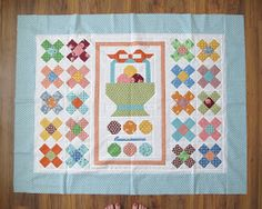 Fat Quarter Shop's Jolly Jabber: Announcing the Great Granny Sew Along