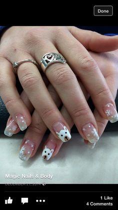 Stella nails!