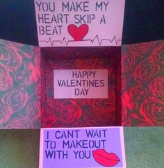 Care Package box kit Valentines Day by BekProductions on Etsy