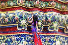 Bangkok - Wat Phra Kaew by Alex ADS, via 500px