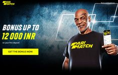 After registering with Parimatch, all new players can get a generous welcome bonus of up to 12,000 INR. The offer is available to every user from India who has not bet with our bookmaker's office before and has not deposited an account. To get the bonus, you need to deposit 300 to 12000 rupees. The same amount will be credited to your account's bonus balance, and you will only have to wager the money to use it. Sports Predictions, Starcraft, World Championship, Book Making, Accounting, How To Make Money, India, Goa India, Indie