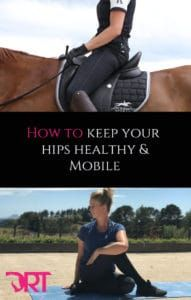 Part of being a good rider is having mobile hips. When your...