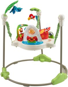 Fisher Price Rainforest Jumperoo Baby Bouncer Entertainer -- Learn more by visiting the image link. (This is an affiliate link)
