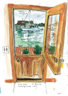 Seattle Sketcher: An Illustrated Journal by <br />Seattle Times Artist Gabriel Campanario