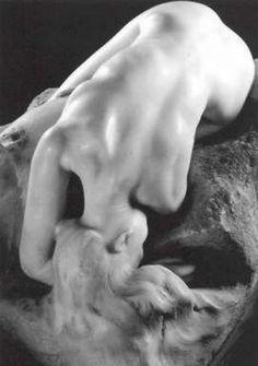 Auguste Rodin (1840–1917). Danae