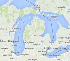 Michigan State Parks Reservation  Camping  Pinterest  Michigan