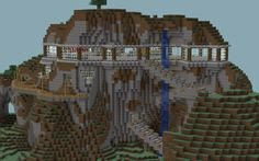 Wallpaper you said ? Minecraft Mansion, Cute Minecraft Houses, Minecraft Houses Survival, Minecraft Castle, Minecraft Plans, Minecraft House Designs, Amazing Minecraft, Minecraft Blueprints, Minecraft Crafts