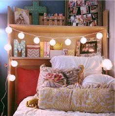 This dorm room>