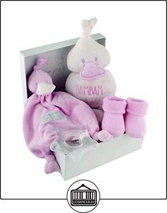 BamBam rosa Regalo del bebé fijó con los calcetines, Pato, Tuttle y mordedores  ✿ Regalos para recién nacidos - Bebes ✿ ▬► Ver oferta: http://comprar.io/goto/B0085YBVZQ