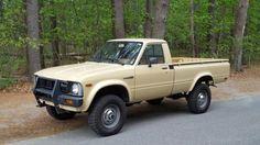 Toyota Pickup Deluxe Model Clean Original Truck | eBay