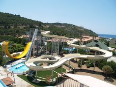Aquafantasy Selcuk #Izmir #Turkey http://www.blooloop.com/CompanyDetails/Polin-Waterparks-and-Pool-Systems/679