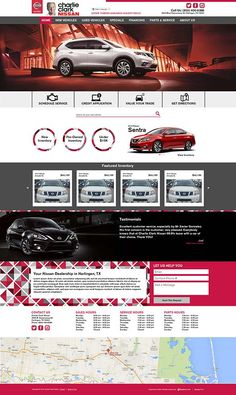 Charlie Clark Nissan Harlingen. DealerFire DealerSocket Www.dealersocket.com