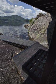 Info the landscape Rintala Eggertson Architects