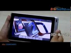 Everbuying CHUWI V17 Android 4.0 7 Inch Tablet PC