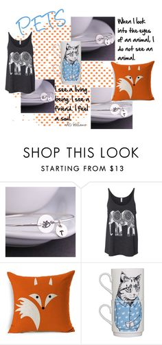 """""""Animal Lover Gifts"""" by georgiedesigns ❤ liked on Polyvore featuring Jimbobart"""