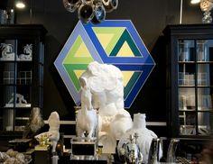 an intense shot of Flair artwork and accessories #accessories #flair #interiordesign
