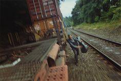 By Train, Train Tracks, Train Rides, Polaroid, L'art Du Portrait, Lets Run Away, His Travel, Life Is Strange, Running Away