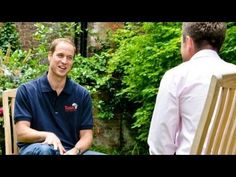 Prince William interview on fatherhood, baby George