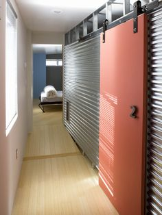 Corrugated Steel Siding Design, Pictures, Remodel, Decor and Ideas - page 7