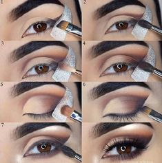 The Trendy Eye Makeup Look of 2017